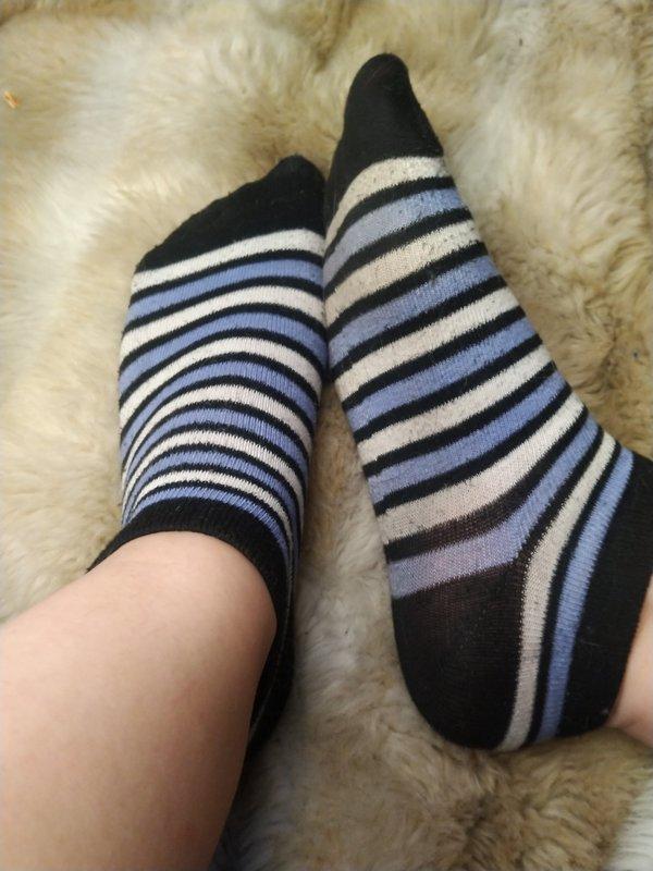 Dirty work socks