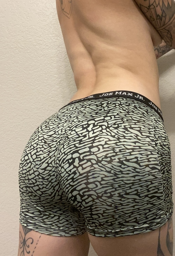 Gym Boxers