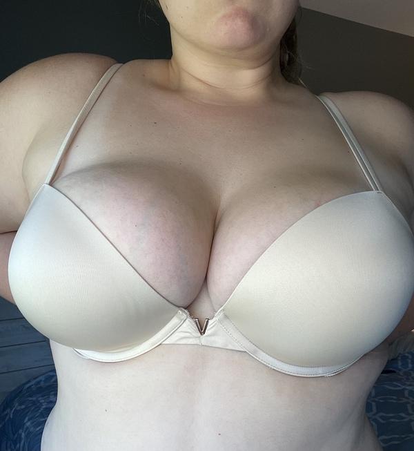 Sexy VS push-up bra