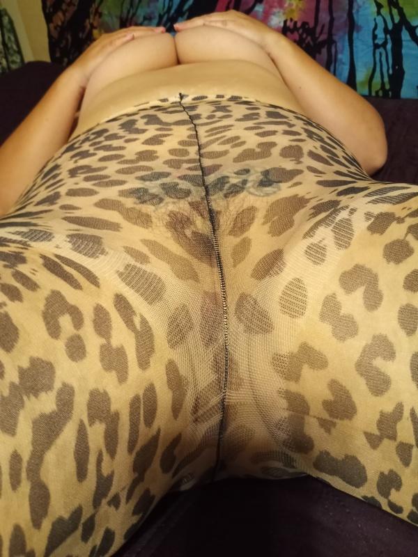 Sexy Animal Print Tights