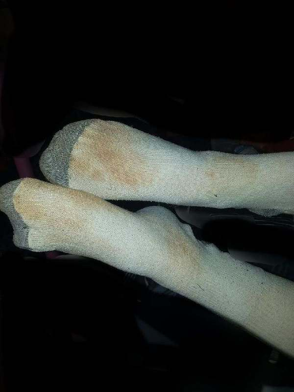 Sexy sweat socks