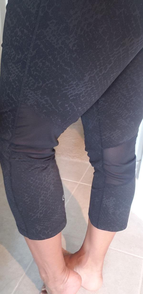 Abused Milf Practice Leggings