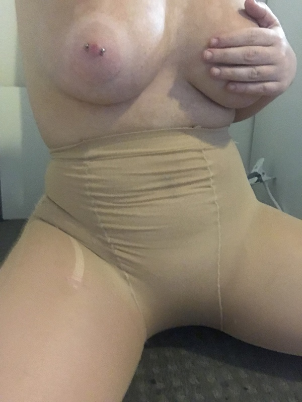 Nude Nylons *Ready To Ship*