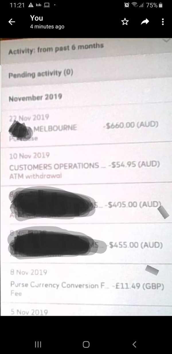 Help me get to Aus