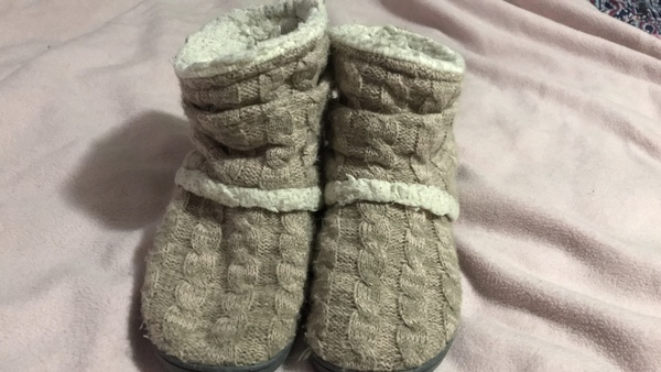 Tan MukLuk Slippers