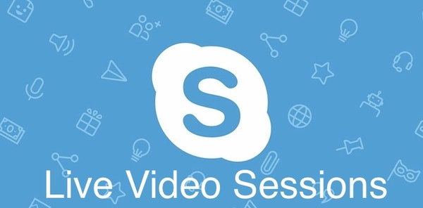 Live Vid with skype