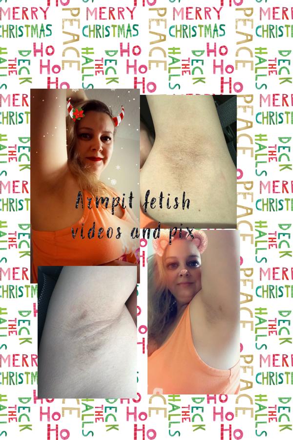 Armpit fetish pix and videos