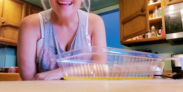 Want to watch me make poo brownies today