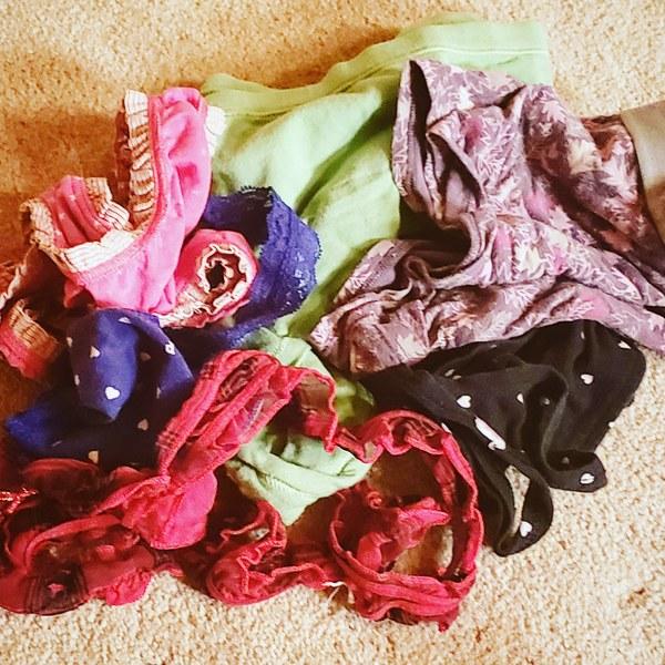 🖤Buy Me🖤 my Highschool panties