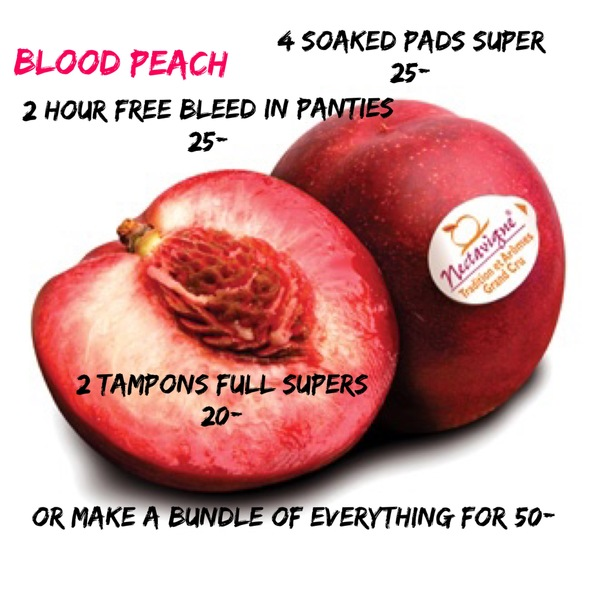 Blood peach season coming!!! Book now