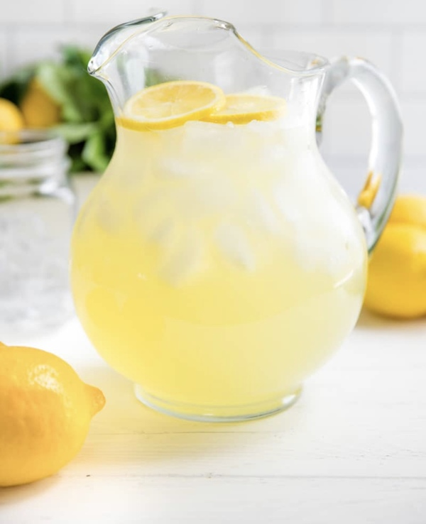 Barbiana's™️ Deliciously Tasteful Lemonade