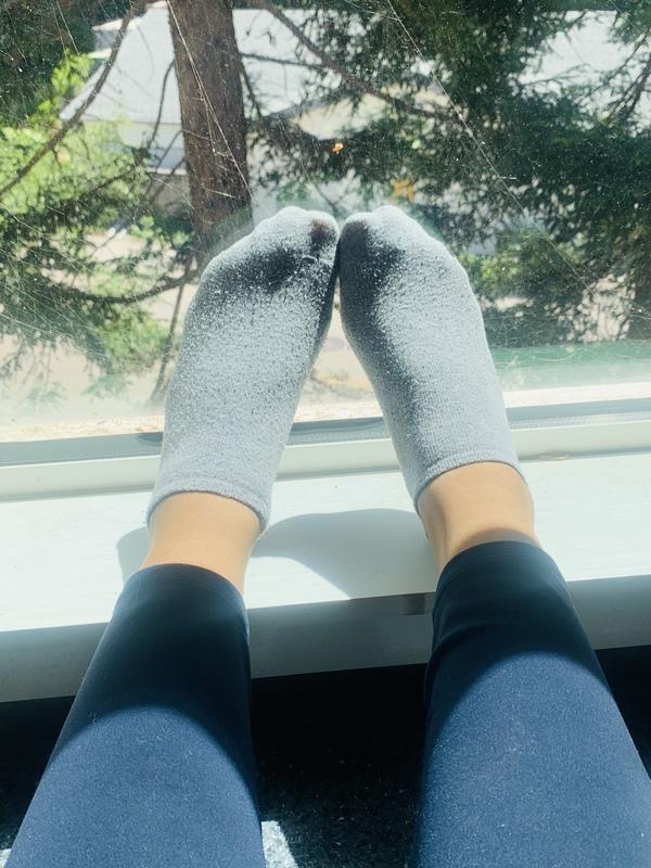 """""""Grey Street"""" Socks"""