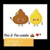 Poo & Pee Combo