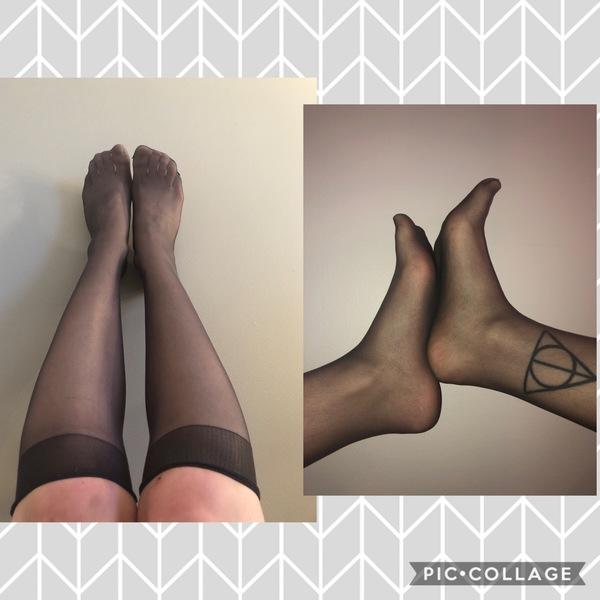2 Day Nylon Knee Highs