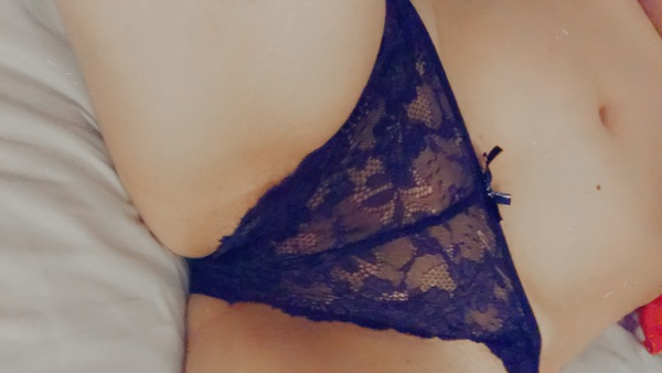 Midnight Blue and Lace