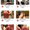 Foot Google Drive
