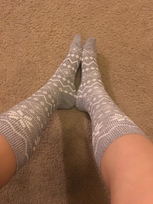 Sexy long wear socks