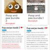 $69 Poop and pee bundle (130 videos)