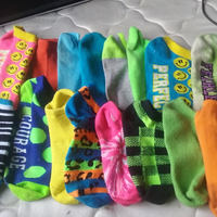 Mix and Match Colorful Socks