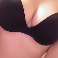 Black Victoria Secrets Bra