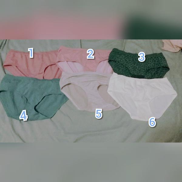 Full back panties!