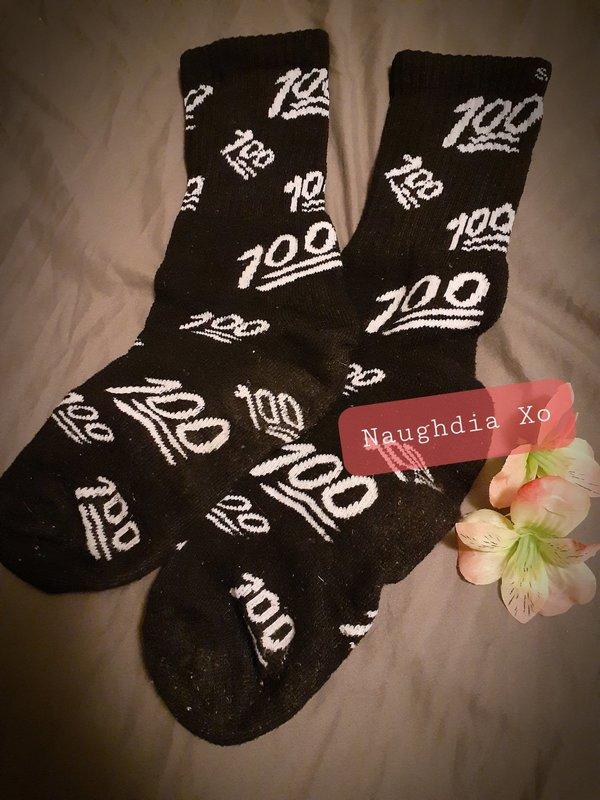 Sassy Keep'n It 100 Socks