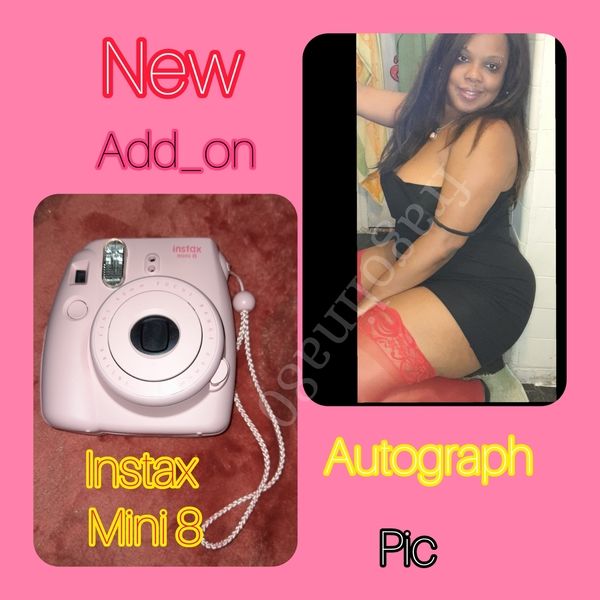 Autographed pic! New add_on