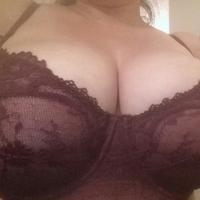 Sexy red VS lacy bra 36 DDD