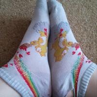 Carebear socks