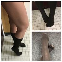 My high school socks!!!