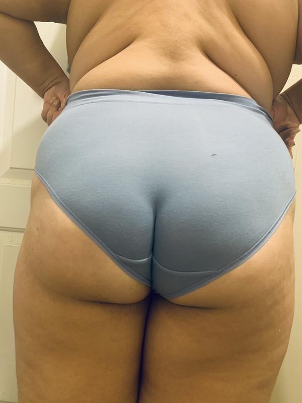 Cotton Baby Blue Full Backs