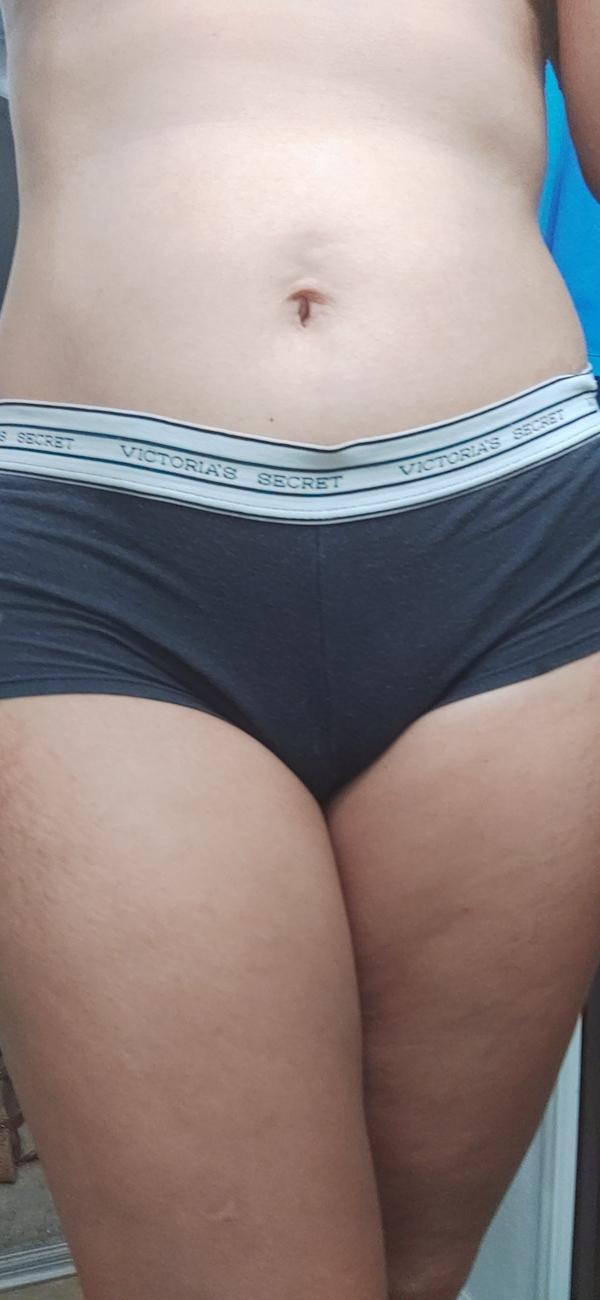 Black boy short panty