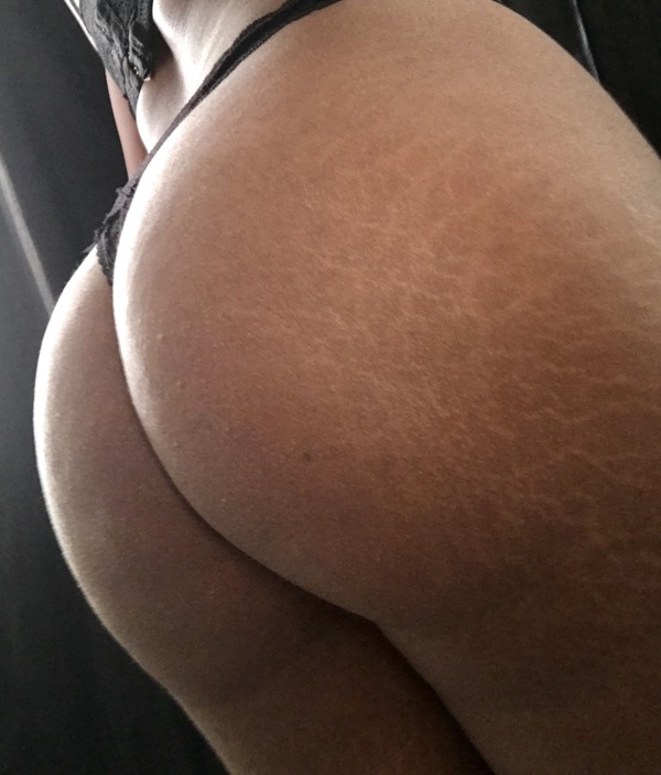 Every Woman Keeps A Little Black Thong