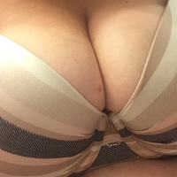 Well worn bra that just can't hold anymore!