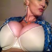 My WELL WORN HUGE BEIGE Molded Cup Underwire Bra~Perfectly BOOBY Scented!!!