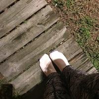 My dirty socks :)
