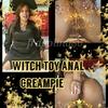 Witch Dildo anal/ creampie