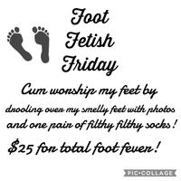 Foot Fetish Friday
