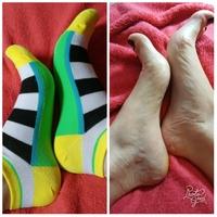 Bright 'n' Smelly Socks