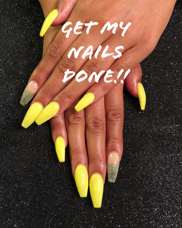Get My Nails Done