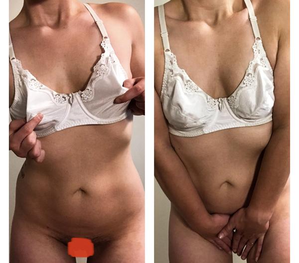 In bra granny Sexy lingerie