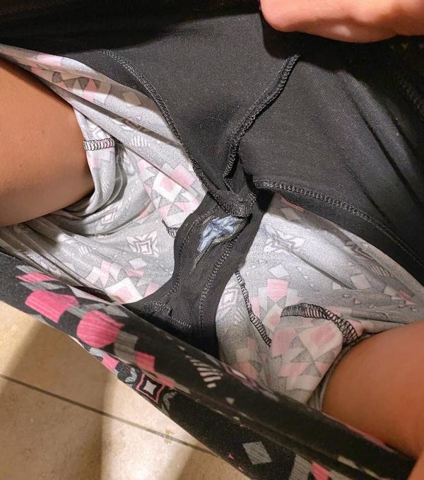 Dirty Panties Discharge Images