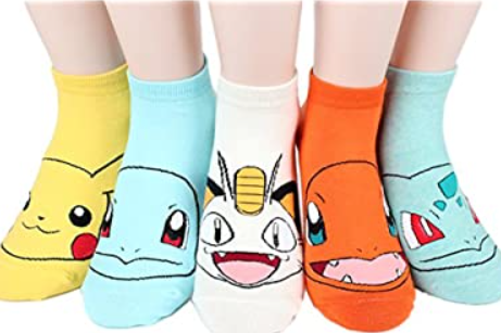 Reserved Pokemon Socks 🥰