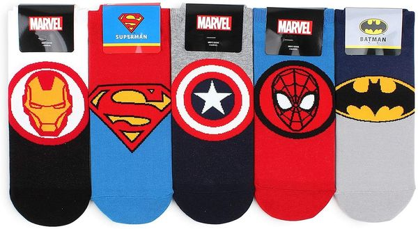 Reserved Spiderman Socks 🥰