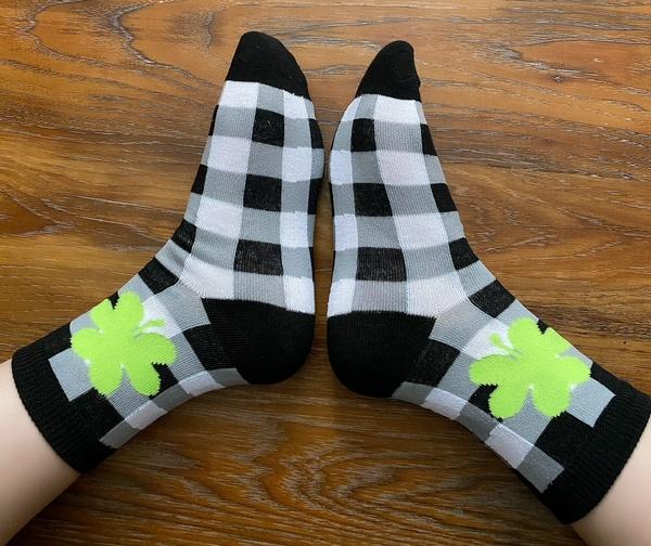 Shamrock Socks ☘️