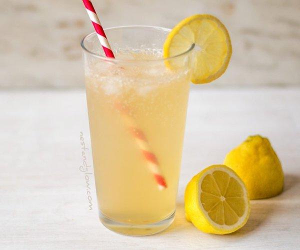 Fresh Silkymilf lemonade