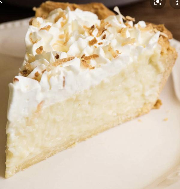 Cream pie vial