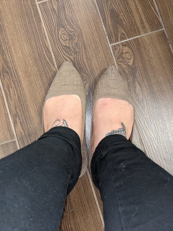 My Most Smelly Shoes!