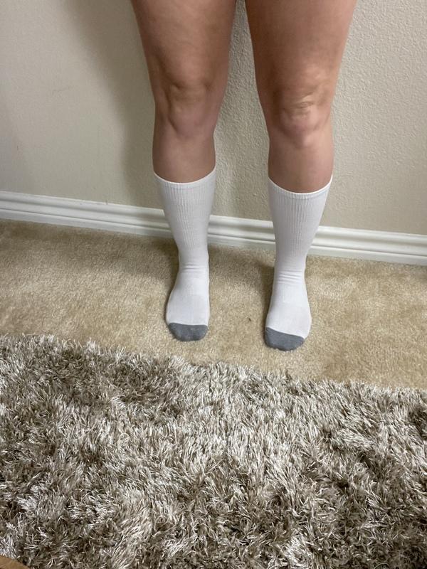 Calf high socks