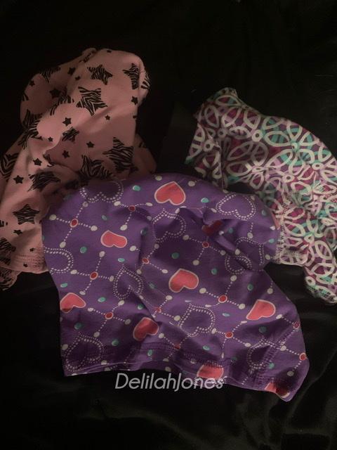 Customizable Mystery Panties!